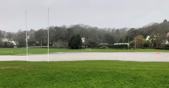 Flooding in the Park