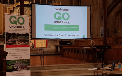 Community step up to the plate for Go Underhill