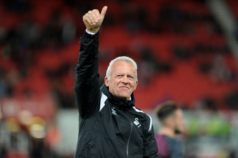 Swans Legend Alan Curtis excited by Go Underhill