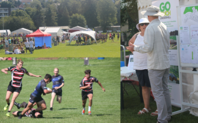 Cracker 7's shows level of support for Go Underhill